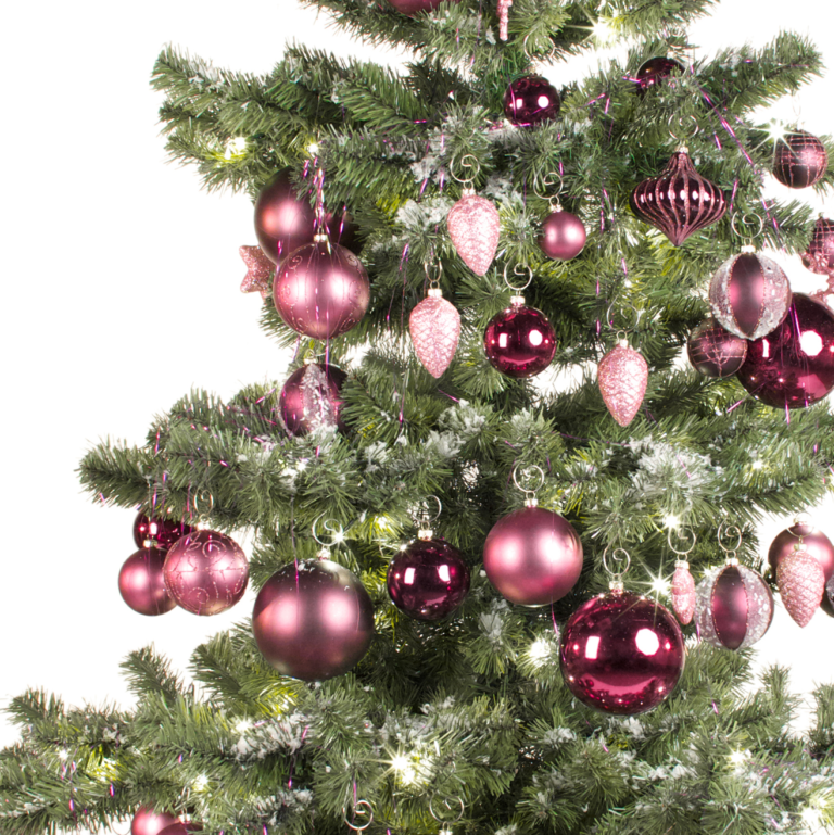 Basic Tree Purple Milka 210cm-1766