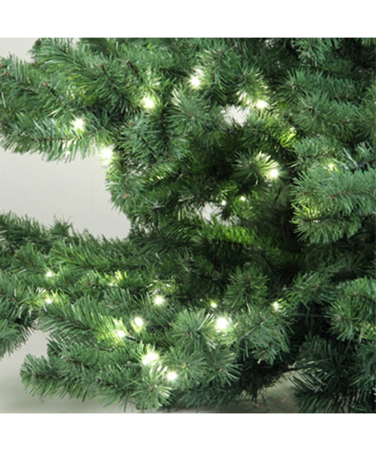 Basic Tree Bright and Silver 120cm-131