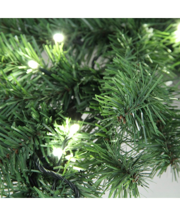 Basic Tree Bright and Silver 120cm-140