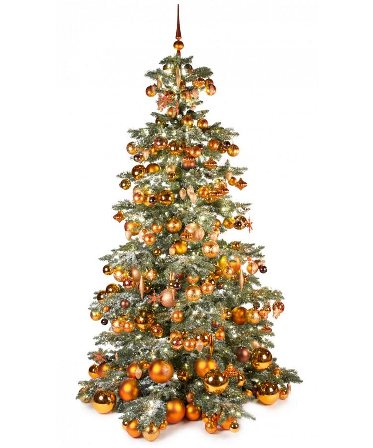 Basic Tree Warm Copper 240cm-0