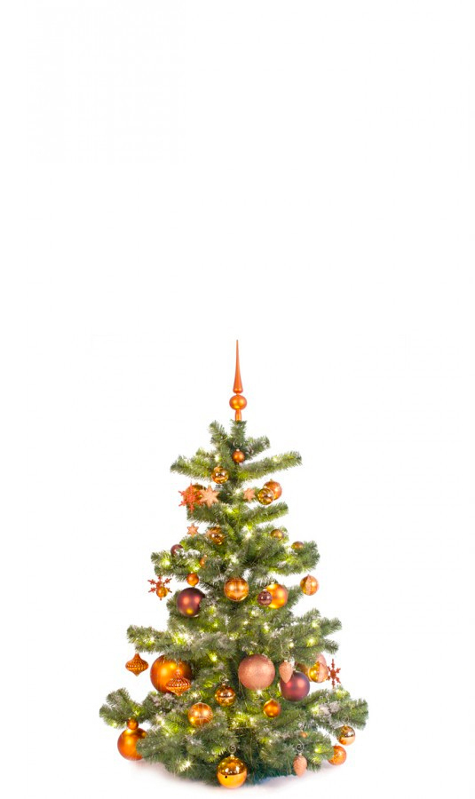 Basic Tree Warm Copper 120cm-1449