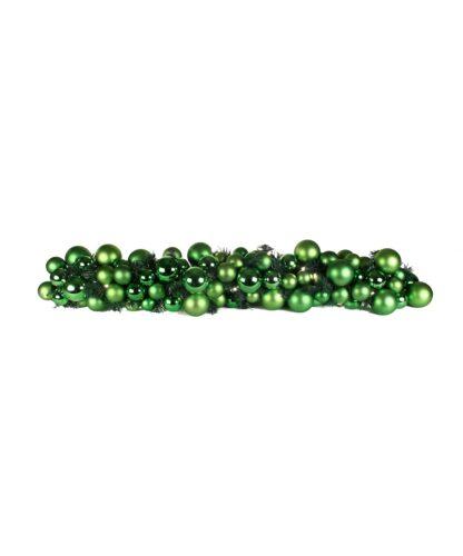 Exklusive Girlande 150cm Erfrischend grün-0